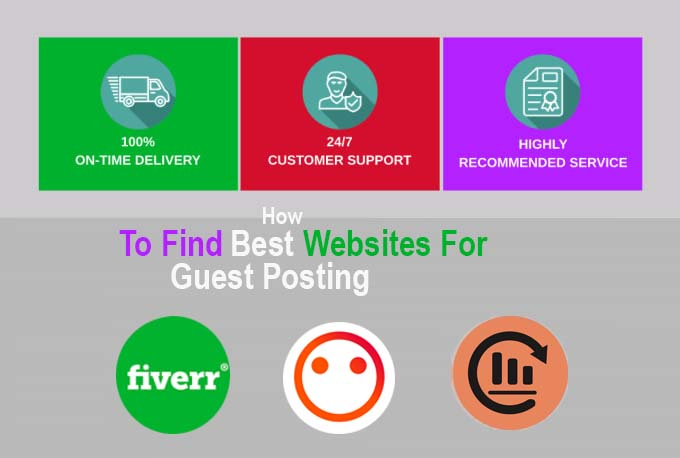 Best Websites for Guest Posting